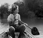 Maria Cristina Massari in the Amazon, Brazil, 1959