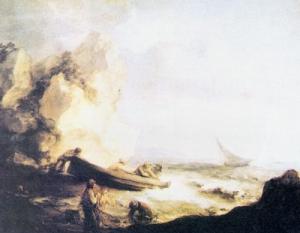 Gainsborough a Palazzo dei Diamanti