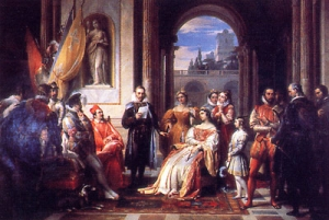 """Titian and the Painters of the """"Disjointed Speech"""""""