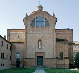 The Knigts of Malta in Ferrara