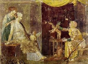 Reflections of Pompei in Ferrara