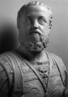 The bust of Ercole II of Este by Spani