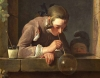 Chardin. The  painter  of  silence