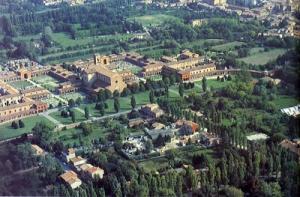 Ferrara: the City of Simultaneous Ages