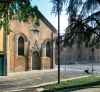 The restoration of the Church of San Giuliano